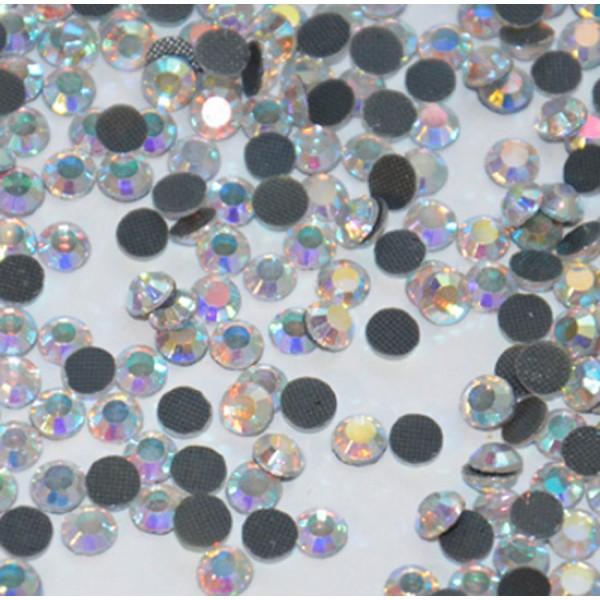 Термо-стразы Hot-fix ss20 crystal AB (1уп/720шт).