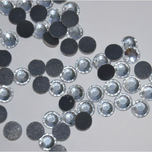 Термо-стразы Hot-fix ss30 crystal (1уп./288шт).