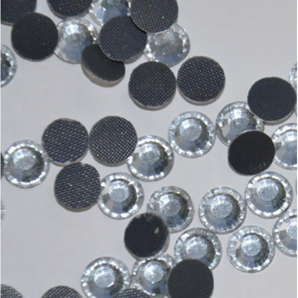 Термо-стразы Hot-fix ss40 crystal (1уп./144шт).